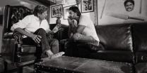 Ranveer Singh learning intricacies from Kapil Dev before shooting for '83'