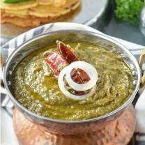 Recipe: Sarson ka Saag with Makke ki Roti