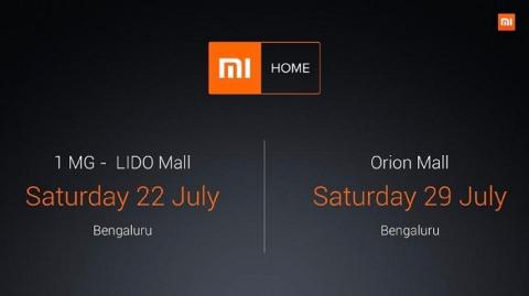 Xiaomi to open two new Mi Home outlets in Bengaluru this Month