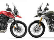 New Triumph Tiger 900 vs Old Tiger 800 Whats Different