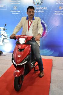 Avan Launches Trend E Electric Scooter