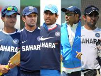How Dhoni had eased out Ganguly, Dravid, Sehwag, Gambhir