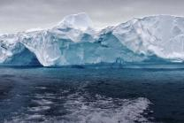Thieves stole the iceberg's 30 thousand liters of water; its price will surprise you