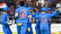 Ind vs Aus, Rajkot ODI: India level series with 36-run win