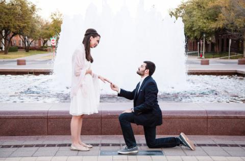 Five Ways to Propose with Style