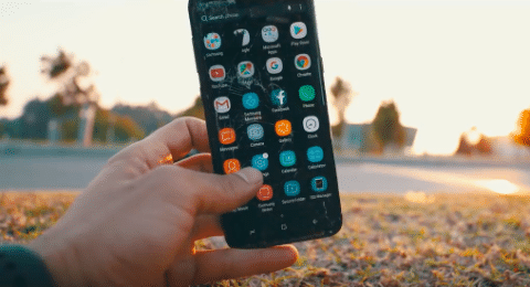 Samsung Galaxy S8 Dropped from 1000 Feet! What happened to the phone will shock you!