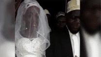 Bizarre! Uganda Imam left in shock after he found his newly-wedded wife as a man