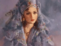 3 Most beautiful Muslim women in history whom you don't know, See pics...