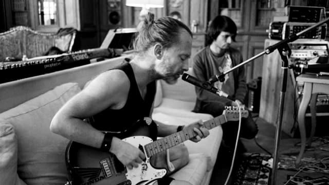 Radiohead rayakan album