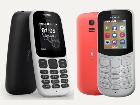 Ponsel Nokia 105 Dan Nokia 130 Resmi Diluncurkan