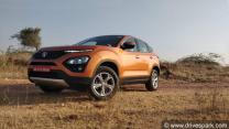 Tata Harrier Launched In India — Prices Start At Rs 12.69 Lakh