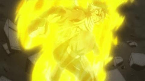 Dragon Force Igneel Perfect - Natsu Dragneel (Fairy Tail)