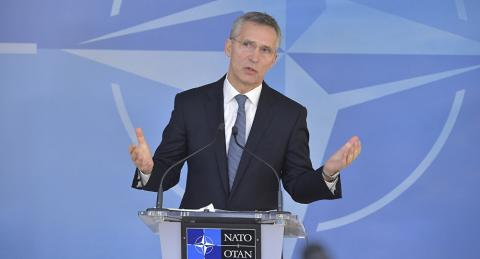 NATO Chief Condemns Deadly Attack on NATO Convoy in Afghanistan
