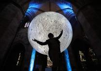 Company plans to start mining the moon alongside European Space Agency