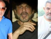 In real life Shahrukh Khan looks this much old, Know the situation of rest of the Stars