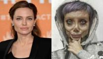 OMG! Instagram star shares spooky Angelina Jolie lookalike pics, arrested on blasphemy charges