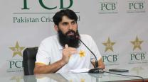 Misbah-ul-Haq expects good results from 'ambitious' Pakistan Test side