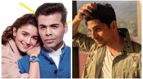 Alia Bhatt and Sidharth Malhotra leads Bollywood in wishing Karan Johar a happy birthday