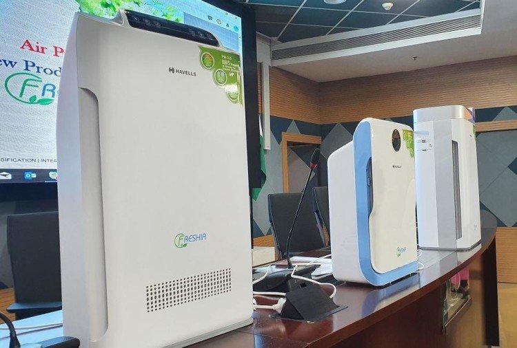 दिल्ली-एनसीआर में बढ़ते प्रदूषण को देखते हुए Havells ने लॉन्च किया एयरप्यूरिफायर