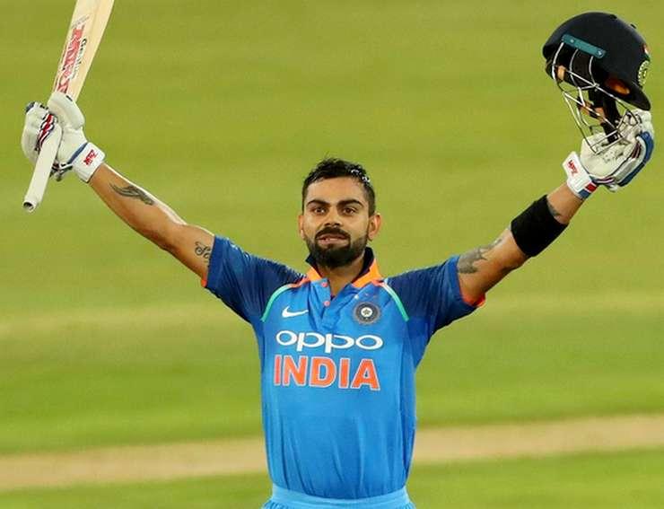 अंतरराष्ट्रीय रैंकिंग में विराट कोहली वनडे में नंबर वन, बुमराह बने शीर्ष गेंदबाज