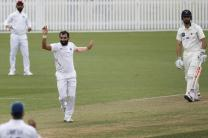 Bumrah, Shami in groove