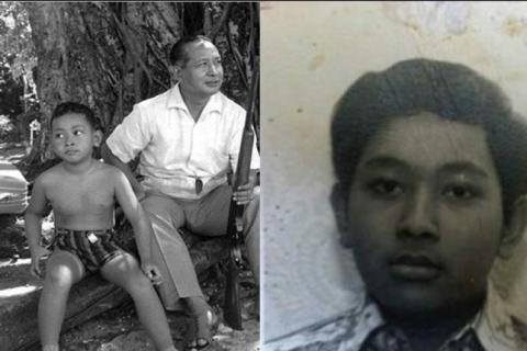 Siapa Anak Mantan Presiden Soeharto Yang Makin Tua Makin Ganteng? 11 Foto Inilah Jawabannya