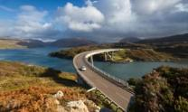 Speeding, congestion and protest: the dark side of Scotland's North Coast 500 route