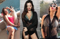 This Famous Indian model looks very hot and sensuous, see photos