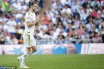 Gareth Bale's Real Madrid future thrown into doubt again as Welshman jets off to London for talks with his agent just 48 hours before Leganes clash... but Spanish giants are unlikely to let him leave until next summer