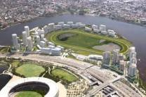 Melbourne Park redevelopment project witness stage 2 completion