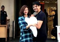Bhabhiji Ghar Par Hain actress Saumya Tandon shares the FIRST Picture of her baby Boy