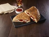 Be Still, My Cheese-Loving Heart — Pizza Hut's Parmesan-Crusted P'Zone Is Back!