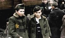 'A new dimension of humanity': Auschwitz comes to TV, in colour