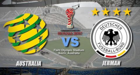Australia vs Jerman, Duel Guru Dan Murid