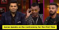 Karan Johar Finally Broke His Silence & Spoke Up On Hardik Pandya-KL Rahul Controversy