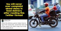 These Tweets Will Make You Feel Bad For The Delivery Men. You Will Regret Your Behaviour With Them