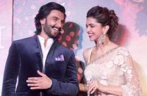 Deepika and Ranveer exchange rings after a traditional Konkani engagement ceremony