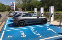 VW and Ford backed Ionity claims UK's most powerful EV charger