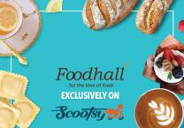 Sponsored: Wheel The World- FoodHall Is Now On Scootsy