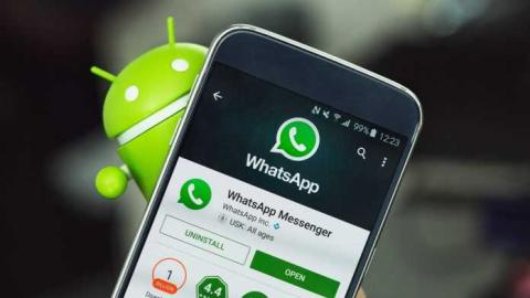 Run 4 Whatsapp account in a smartphone