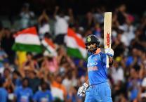 How Kohli hits boos for Six !