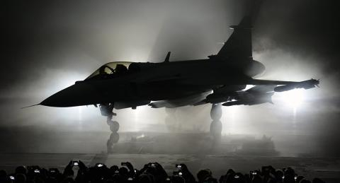 New-Gen Gripen Soars in Sweden, Energizing Saab's Exports Prospects
