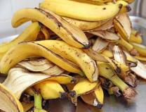 You Will Never Throw Away a Banana Peel Again After You See This