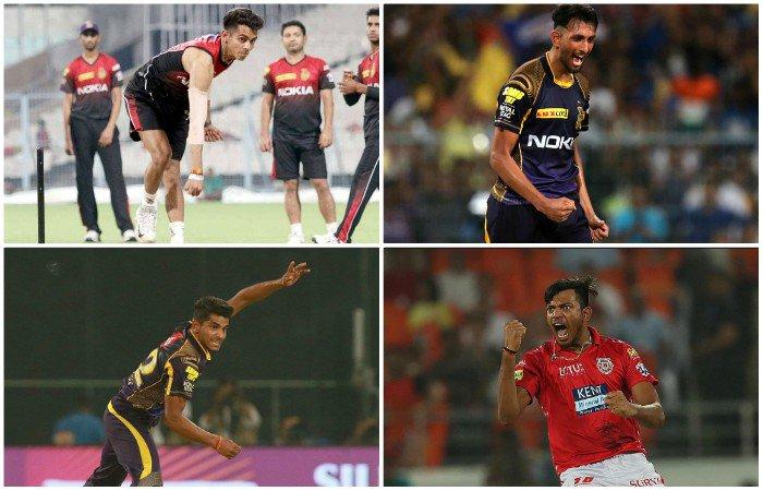 ये हैं भारत के वो 10 युवा तेज़ गेंदबाज़, जो आईपीएल में अपनी स्पीड से कोहराम मचा रहे हैं