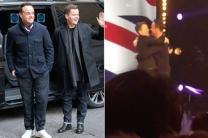 Ant McPartlin breaks down on stage at Britain's Got Talent as he hugs Dec Donnelly