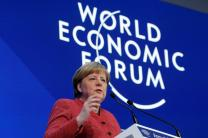 Merkel calls for global cooperation to reach 'win-win outcomes'
