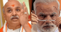 """""""BJP has betrayed people in name of Ram temple"""", Former VHP leader Praveen Togadia"""