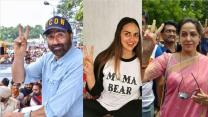 Esha Deol congratulates mother Hema Malini, stepbrother Sunny Deol for their Lok Sabha election wins
