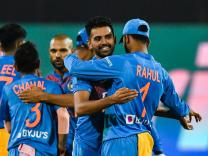 When in trouble, I recall Dhoni bhai's tips: Deepak Chahar