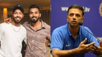 Players need to realise their roles, can't abuse system: Dravid on Pandya-Rahul row